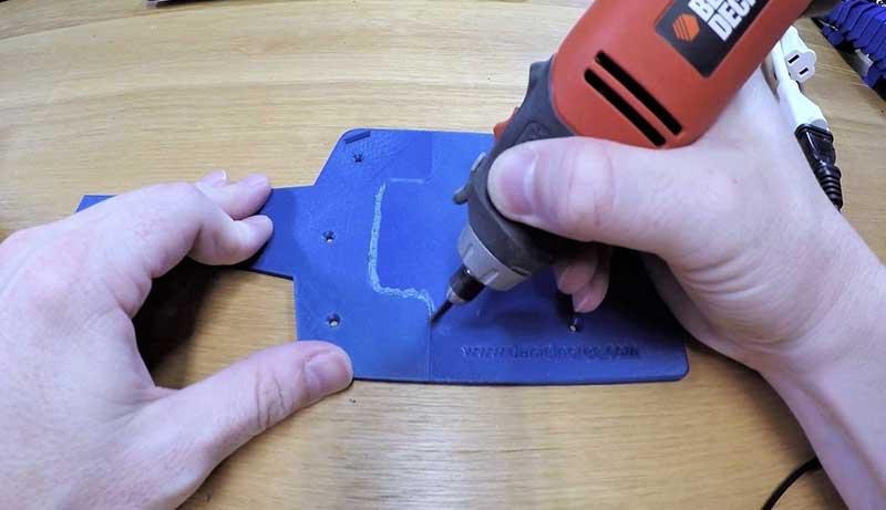 Glue for PLA