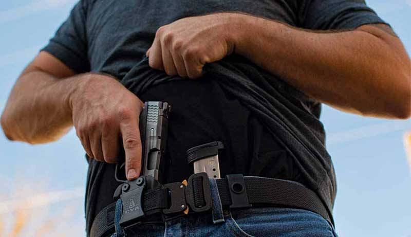 Best Holster for S&W Shield
