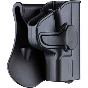 CYTAC OWB Holster for M&P Shield 9mm │ Fairly Light