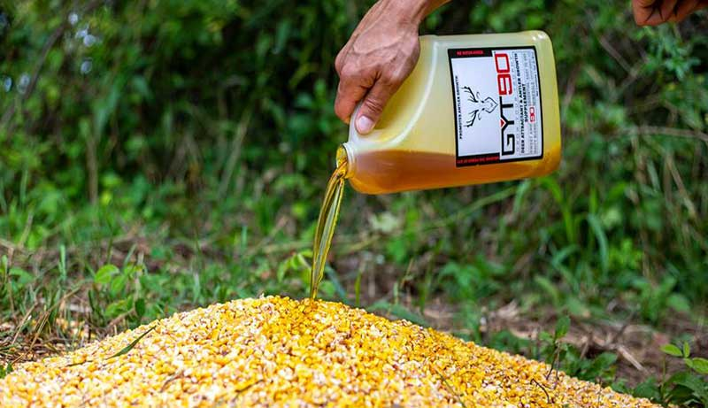 Deer Attractant to Mix with Corn