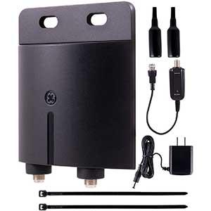 GE Outdoor TV Antenna Amplifier | Weather Resistant