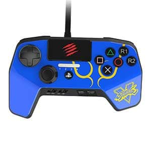 Mad Catz Improved D-Pad for PlayStation3 and 4 | Blue