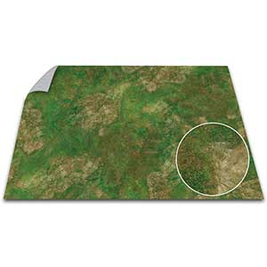 Melee Wargame Mats | Non-Padded | Fade Resistant Ink