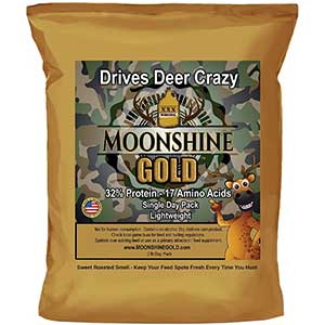 Moonshine Gold | Deer attractant to mix with corn