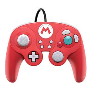 PDP Fight Pad | Super Mario Bros Wired Controller