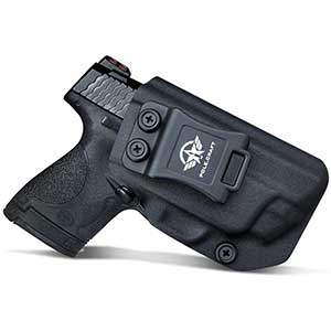 Pole Craft Holster for S&W Shield | Lifetime Warranty
