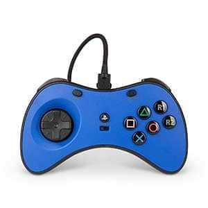 PowerA FUSION Fightpad for PlayStation 4 | 3.5 mm Audio