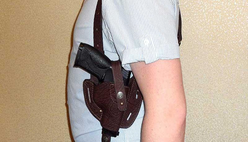 Shoulder Holster Shield 9mm