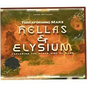 Stronghold Games | Terraforming Mars | Hellas and Elysium