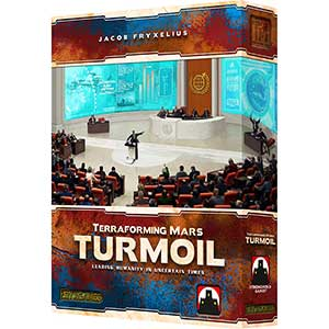 Stronghold Games | Terraforming Mars | Turmoil