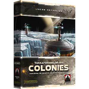 Stronghold games | Terraforming Mars | The Colonies