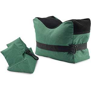 Twod Outdoor Shooting Rest Bag   Front and Rear Support Sandbag