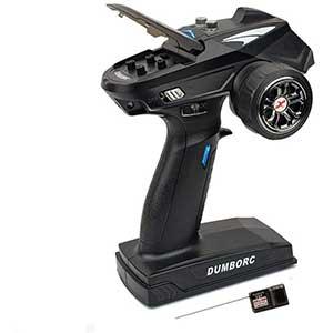 DumboRC X6 RC Controller for Cars | 6 channels