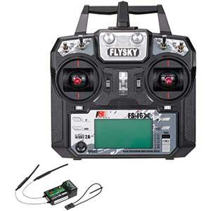 FlySky FS-i6X RC Airplane Transmitter | FS-iA6B Receiver