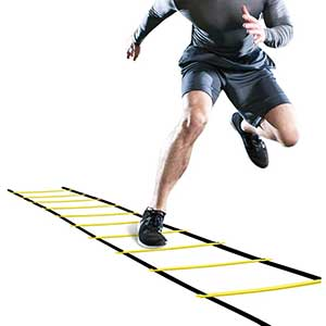 GHB Pro Agility Ladder Drills │ Light Weight