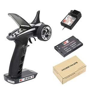 Hobbymate Flysky RC Controller for Cars | GR3E Reciever