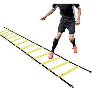 Ohuhu Agility Ladder Drills │ Advanced Level