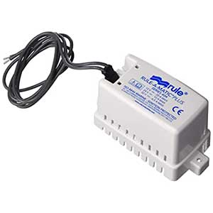 Rule-A-Matic Plus Float Switch for Bilge Pump | 40A
