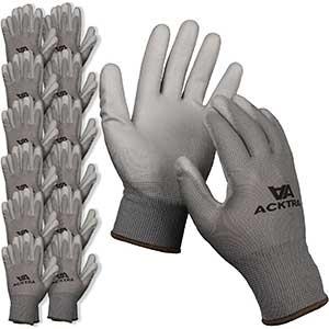 ACKTRA Thin Work Gloves │ Pocket-friendly