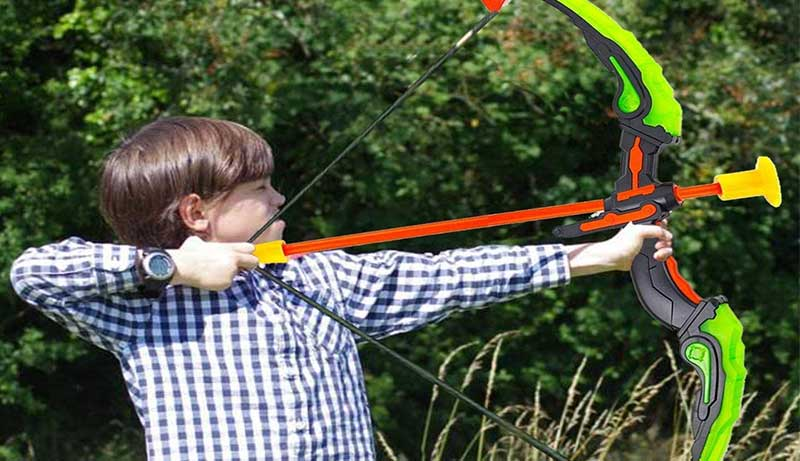 Best Suction Cup Bow and Arrow Set
