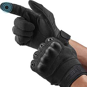 FREETOO Touch Screen Motorcycle Gloves | Well Fitted
