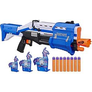 Fortnite TS-R Nerf Shotgun | 3 Llama Targets