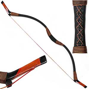 I-sport Mongolian Bow | Traditional Recurve Bow