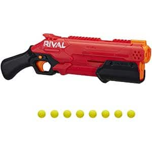 Rival Takedown Nerf Shotgun | 8-Round Capacity