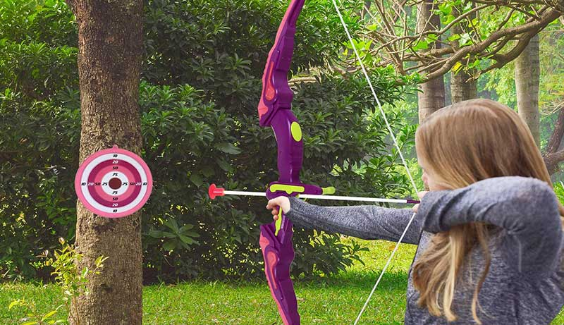 Suction Cup Bow and Arrow Set