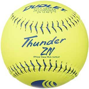 DUDLEY Thunder Classic M Softball │ Easy Grip